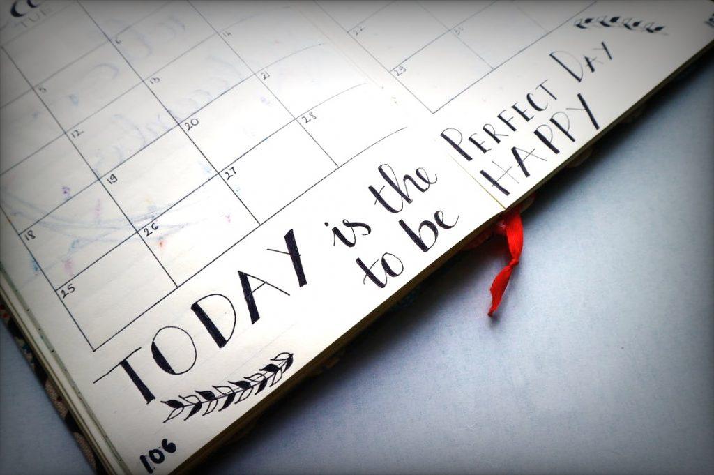 Planning your birthday