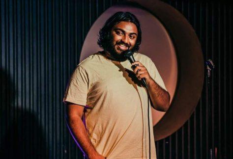 Suraj Kolarkar Comedian